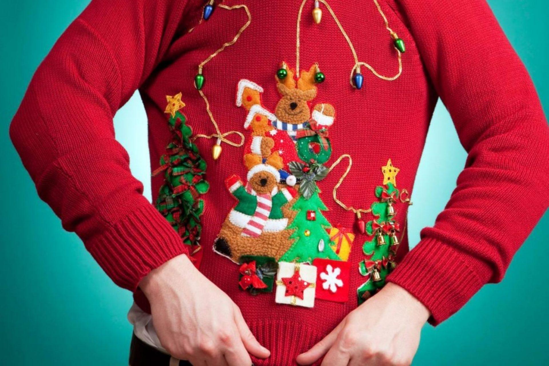 Die besten Weihnachtspullover 2018