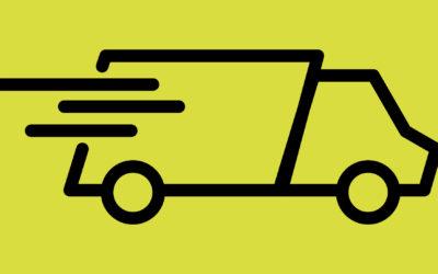 Wenn Profis Pakete zustellen – raffinierte Zustell-Techniken