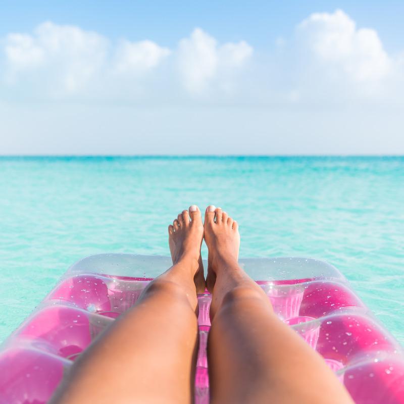 Durchhalten für Beine, die sich nicht nur glatt anfühlen, sondern auch so aussehen. Tschüss Erdbeerbeine!