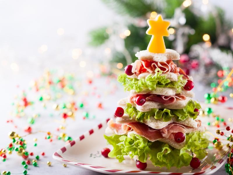 Weihnachtliche Frühstücks-Ideen