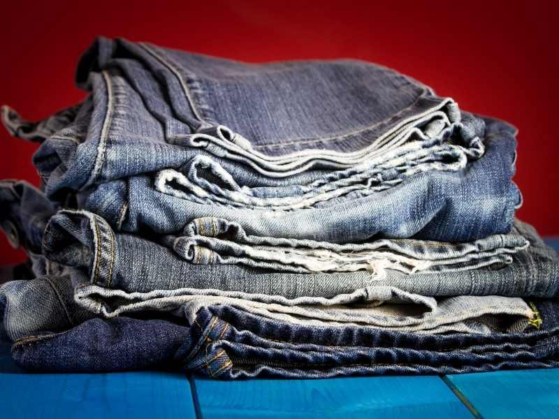 33 Ideen, kaputte Jeans weiterzuverwenden