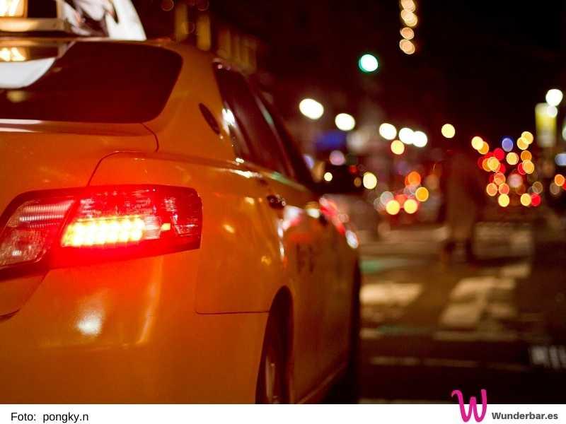 Ein Taxi in der Silvesternacht? Viel Glück!