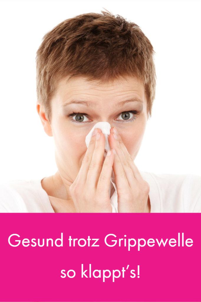 So kommst DU gesund durch die Grippewelle! #tipps #gesundheit #erkältung #grippe #krank #hausmittel #hausmittelerkältung