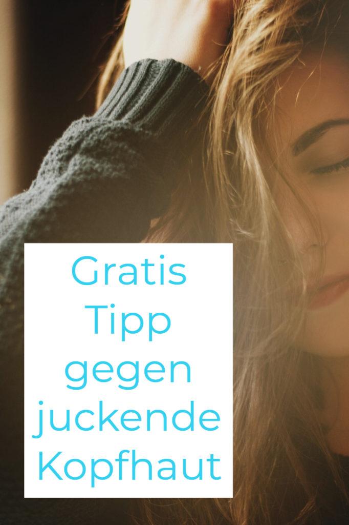 Gratis-Tipp: Hausmittel gegen juckende Kopfhaut